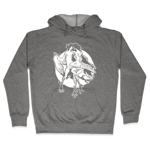 Harpy Monster Girls Hooded Sweatshirt