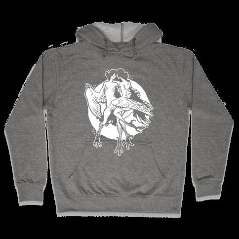 Harpy Monster Girls Hooded Sweatshirt