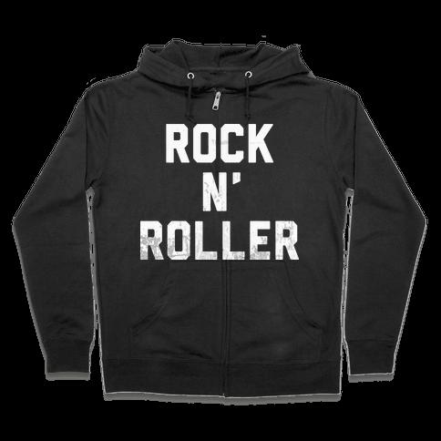 Rock n' Roller Zip Hoodie
