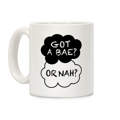 The Fault In Our Bae Coffee Mug
