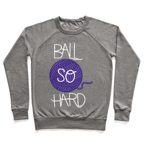 Yarn So Hard Sweatshirt Pullover