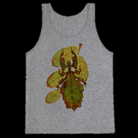 Phylliidae Walking Leaf Tank Top
