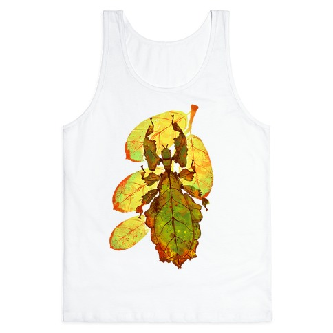 Phylliidae Walking Leaf Tank Top