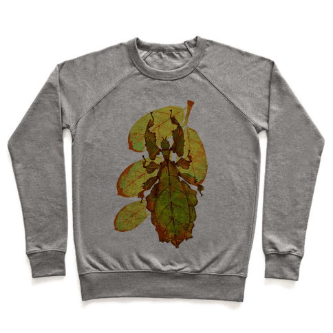 Phylliidae Walking Leaf Pullover