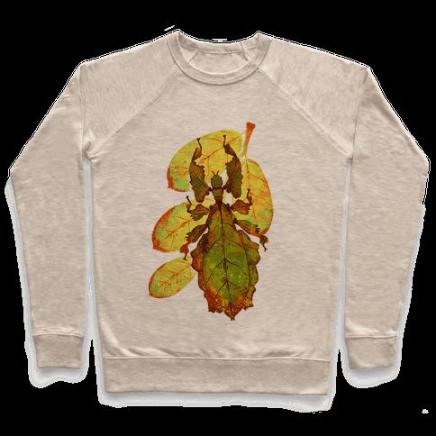 Phylliidae Walking Leaf Pullover