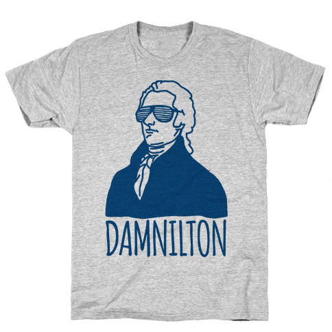 Damnilton Mens T-Shirt