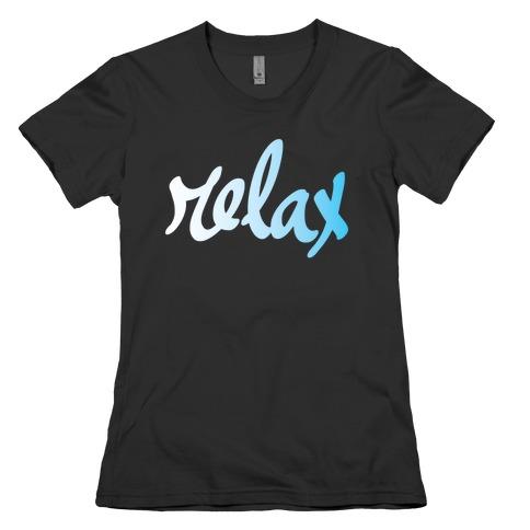 Relax Womens T-Shirt