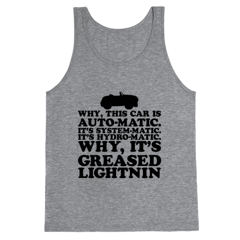Lightnin' Tank Top