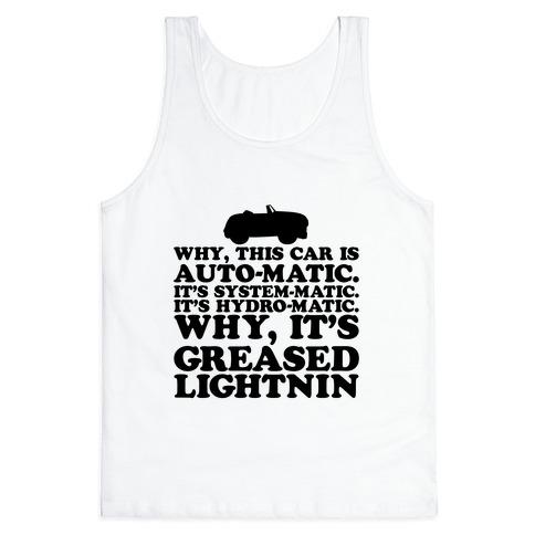 Lightnin' Tank Top