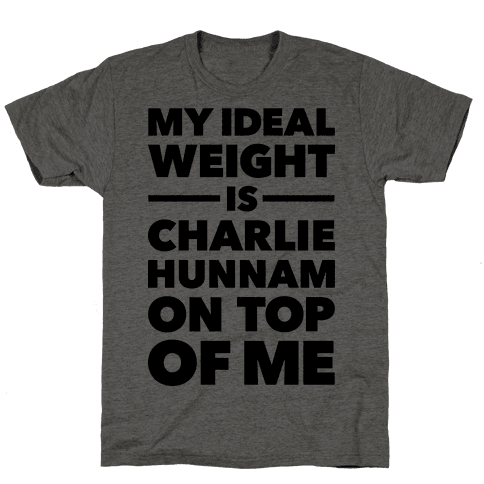 Ideal Weight (Charlie Hunnam)