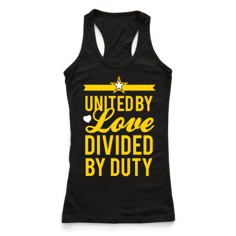 United By Love, Divided By Duty (Army)