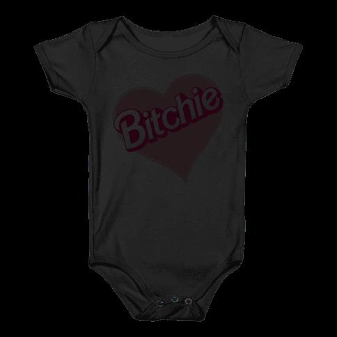 Bitchie Baby Onesy