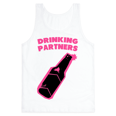 Drinking Partners (Pink)
