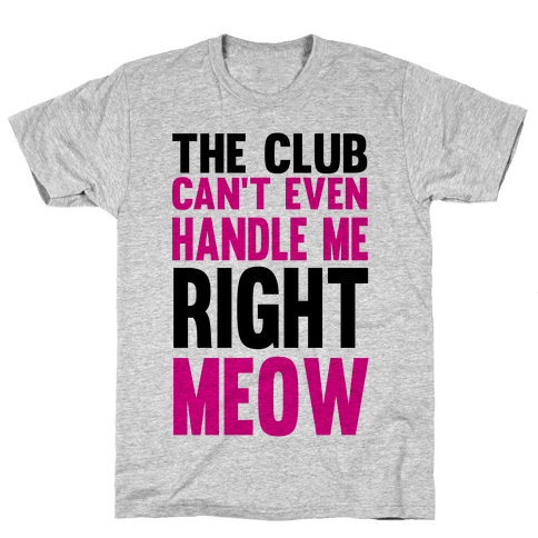 The Club Can't Even Mens T-Shirt