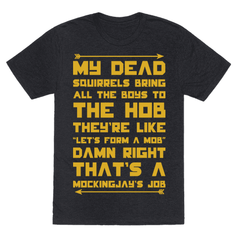 My Dead Squirrels Bring All the Boys to the Hob