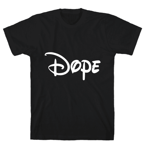 Dope Mens T-Shirt