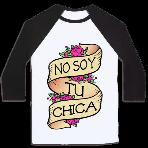 No Soy Tu Chica