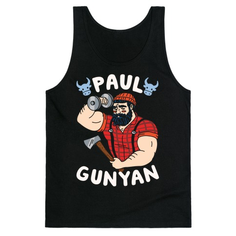 Paul Gunyan Tank Top