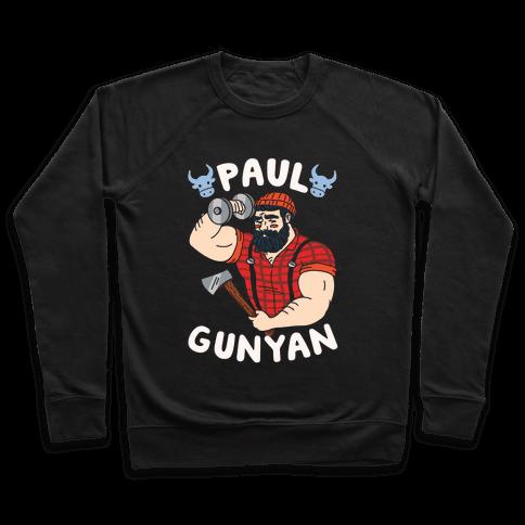 Paul Gunyan Pullover