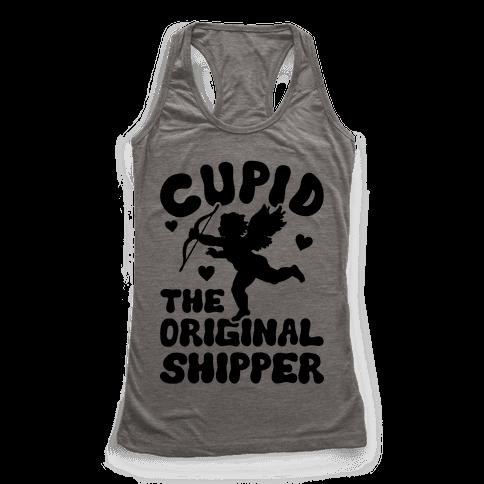 Cupid The Original Shipper Racerback Tank Top
