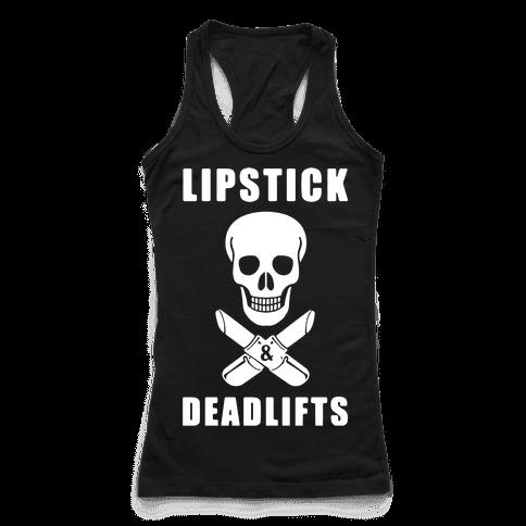 Lipstick & Deadlifts