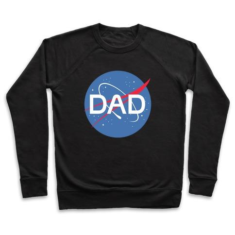 DAD Nasa Parody Pullover