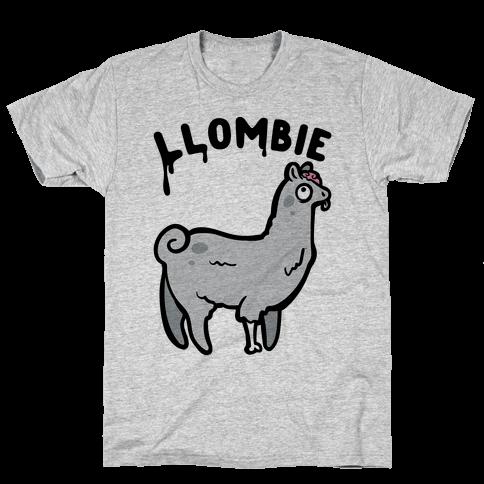 Llombie Mens T-Shirt
