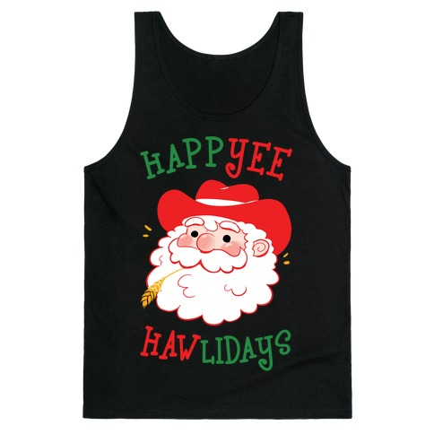 HappYEE HAWlidays Tank Top