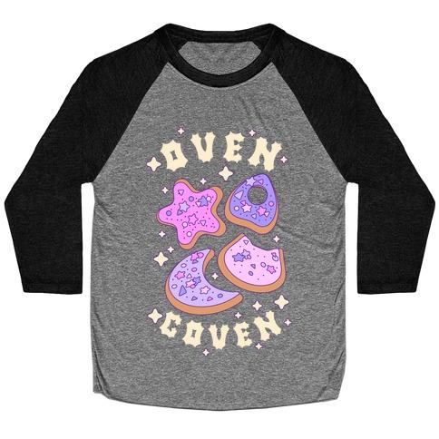 Oven Coven Baseball Tee