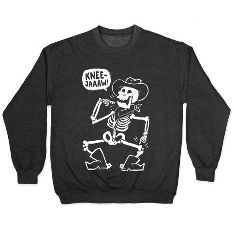 KNEE-JAAAW! Pullover