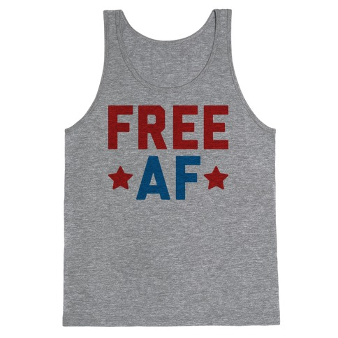 Free AF Tank Top