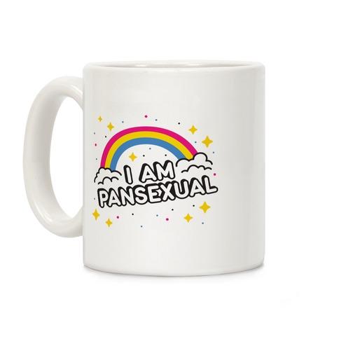 I Am Pansexual Coffee Mug