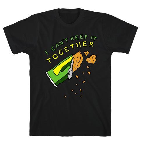 I Can't Keep It Together Granola Bar T-Shirt