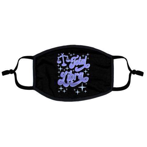 Total Libra  Flat Face Mask