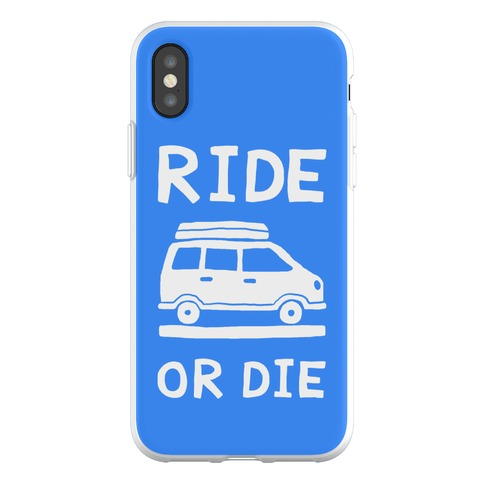 Ride Or Die Road Trip Phone Flexi-Case