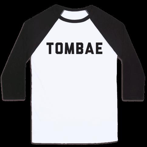 TomBAE Baseball Tee