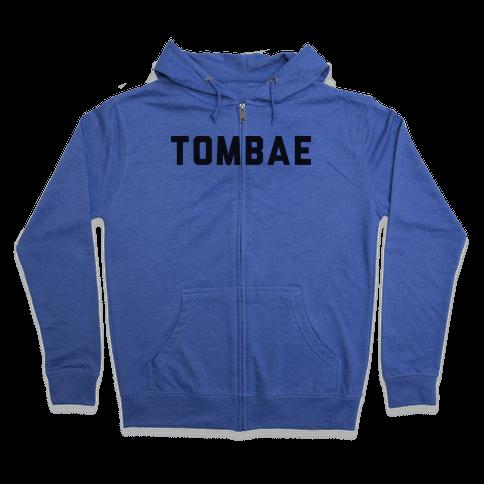 TomBAE Zip Hoodie
