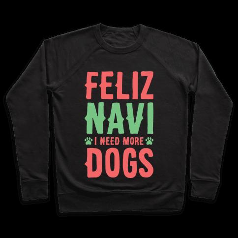 Feliz Navi Dogs Pullover
