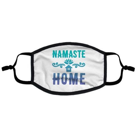 Namaste Home Flat Face Mask