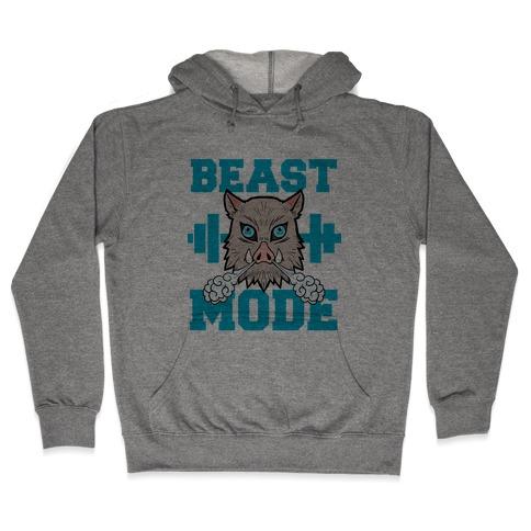 Beast Mode Inosuke Hooded Sweatshirt