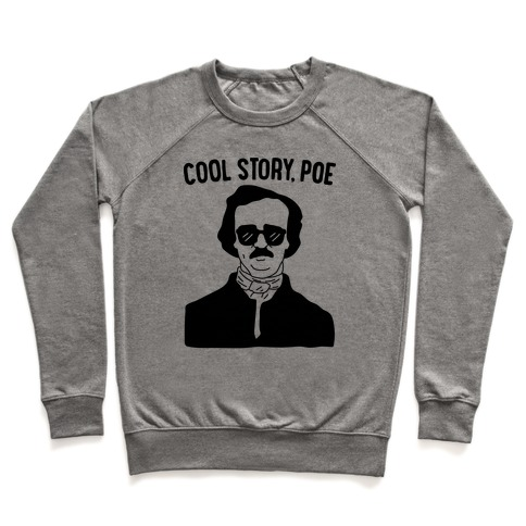 Cool Story, Poe Pullover