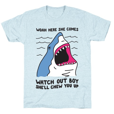 Maneater Shark T-Shirt