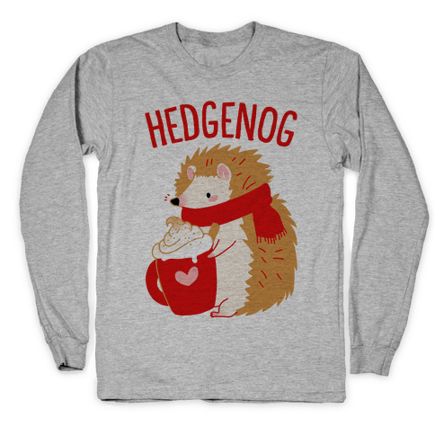 Hedgenog Long Sleeve T-Shirt