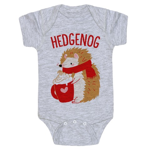 Hedgenog Baby Onesy