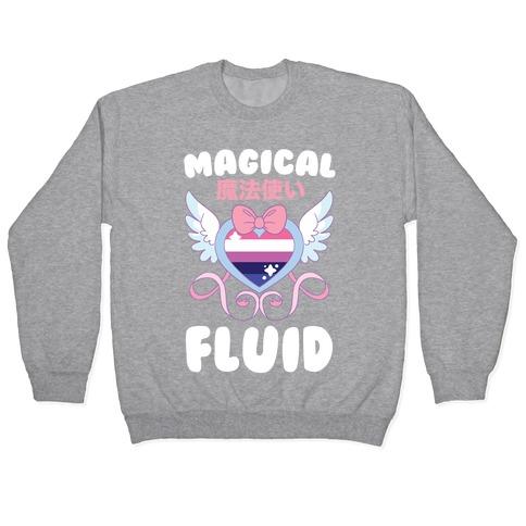 Magical Fluid - Genderfluid Pullover