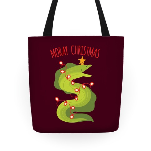 Moray Christmas Tote