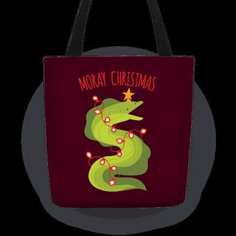 Moray Christmas Tote