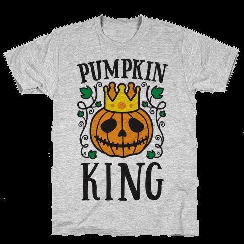 Pumpkin King Mens T-Shirt