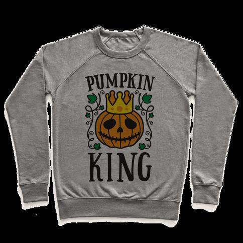 Pumpkin King Pullover