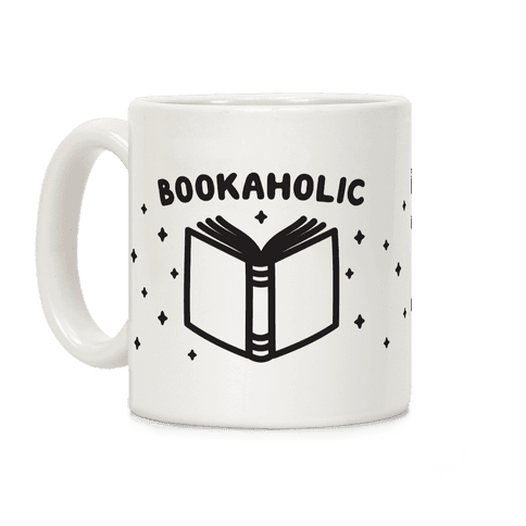 Bookaholic Coffee Mug